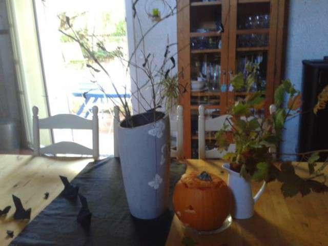 Recettes de halloween de a z 17 - Deco chauve souris halloween ...