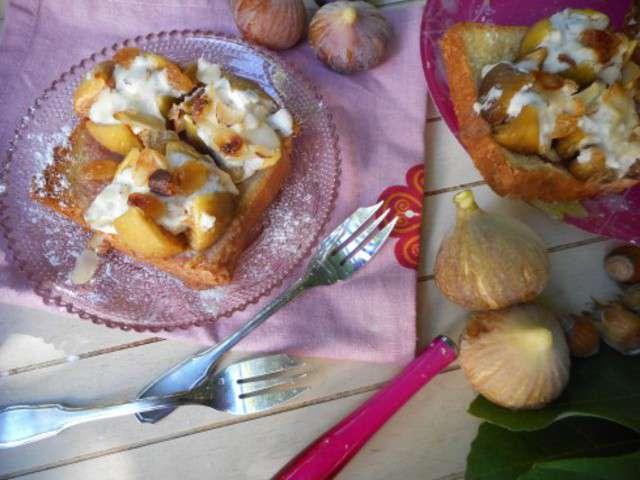 Recettes d 39 automne de bulle en cuisine - Cuisine au mascarpone ...