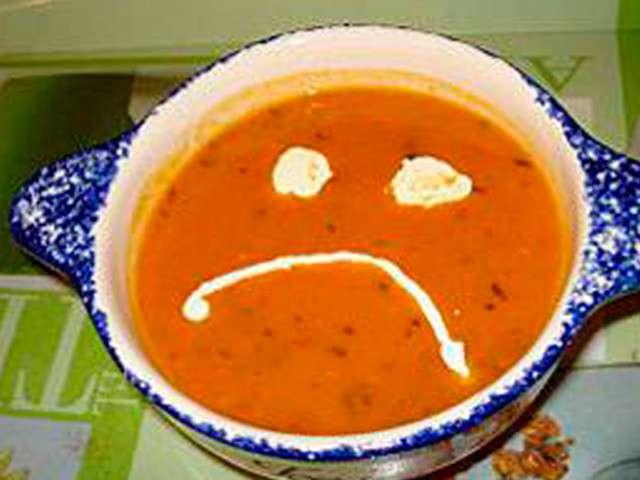 Recettes de Soupe à la grimace