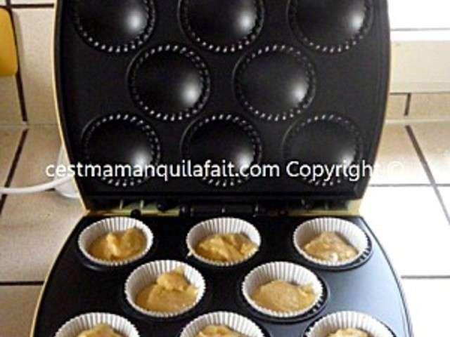 Recettes de cuire des cupcakes dans un appareil for Appareil a cuire
