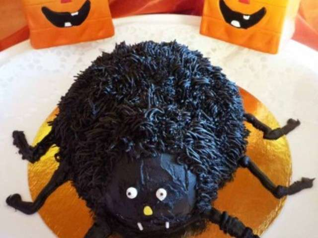 Recettes de halloween et recette halloween - Recette de gateau d halloween ...