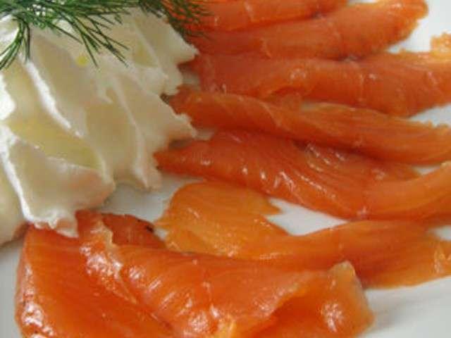 Les meilleures recettes de gravlax - Saumon gravlax rapide ...