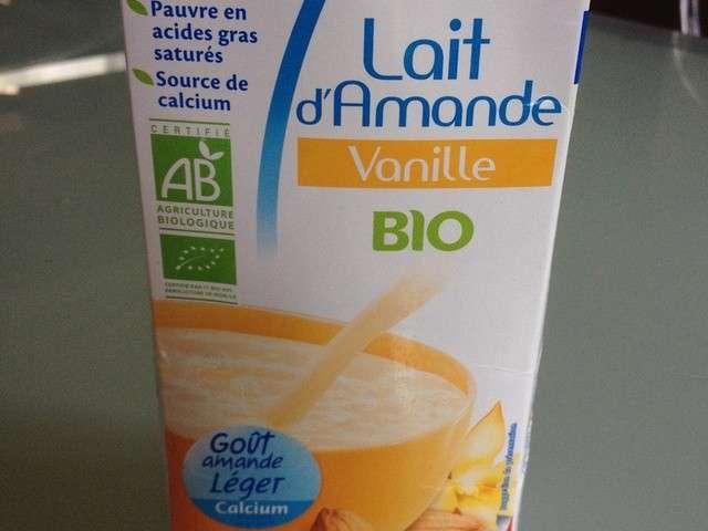 Bjorg gateaux vanille
