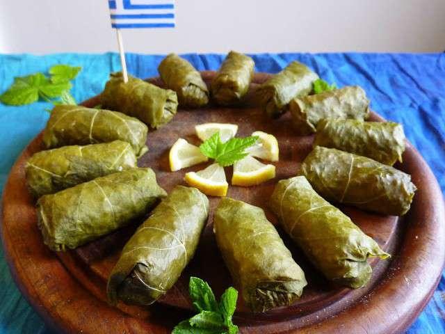 D fi cuisine je cuisine la grecque et vous for Cuisine grecque