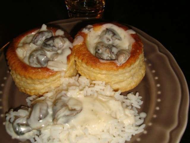 Recettes de vol au vent et escargots - Cuisiner les escargots ...