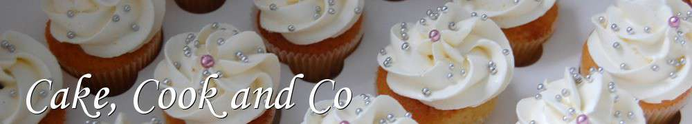 Recettes de Cake, Cook and Co