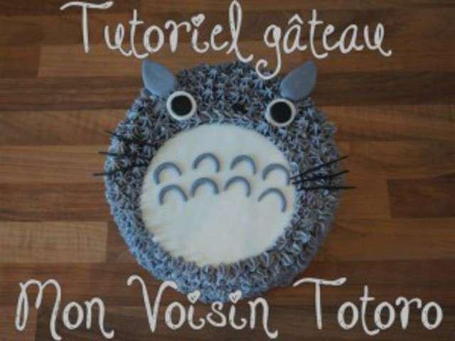 Realiser Un Cake Design Totoro