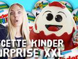 Gâteau Kinder Surprise xxl | Cake design