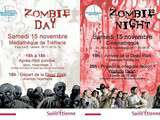 Zombie day & night le 15 novembre 2014 à Saint-Etienne