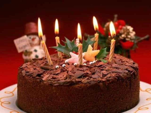 recettes de gâteau d'anniversaire - 2
