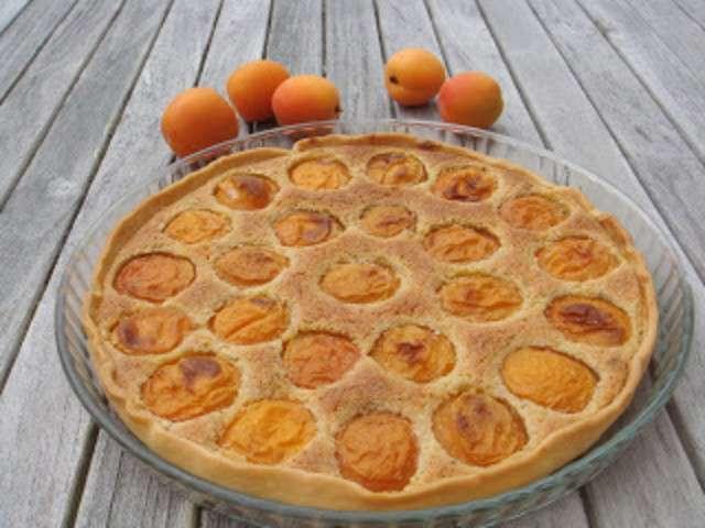 Recettes de tarte aux abricots et abricot 3 - Recette de tarte aux abricots ...