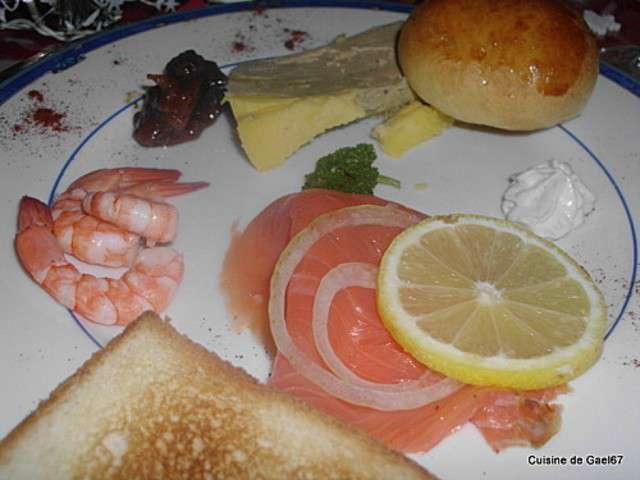 Recettes de tupperware et foie gras - Decoration assiette de foie gras photo ...