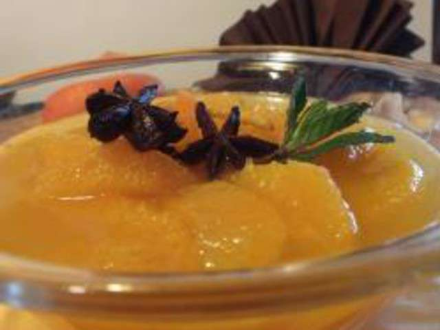 Salade de supremes d orange a l anis etoile - Etoile de badiane cuisine ...