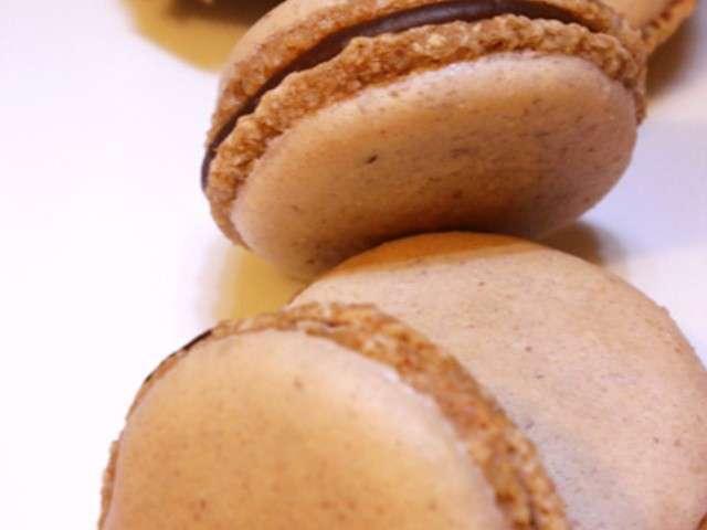 Recettes de macarons de caro est dans la cuisine - Samantha fait sa cuisine ...