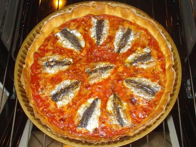 Recettes de tarte la tomate de caro est dans la cuisine - Samantha fait sa cuisine ...