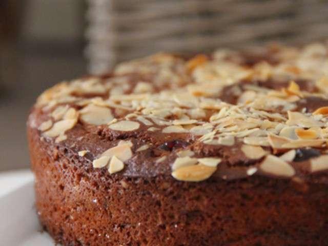 Recette Cake Aux Griottines