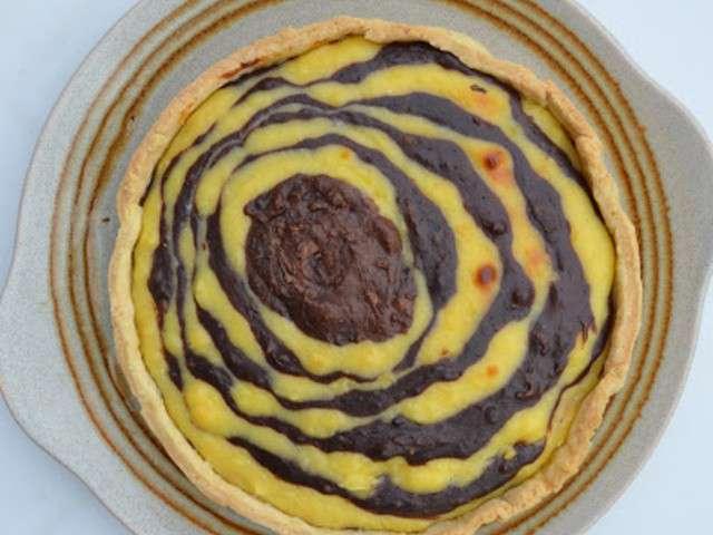 Cake Zebre Chocolat Patissier