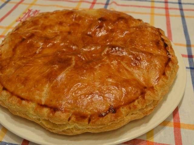 Recettes de galette des rois de cc cuisine for Galette des rois a la frangipane