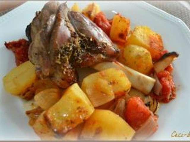 Les meilleures recettes d 39 paule d 39 agneau et agneau au four - Roti d agneau au four ...