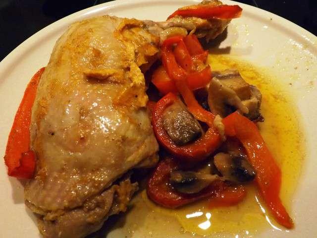 Recettes de poulet et cuisine au four 8 - Cuisine poulet au four ...