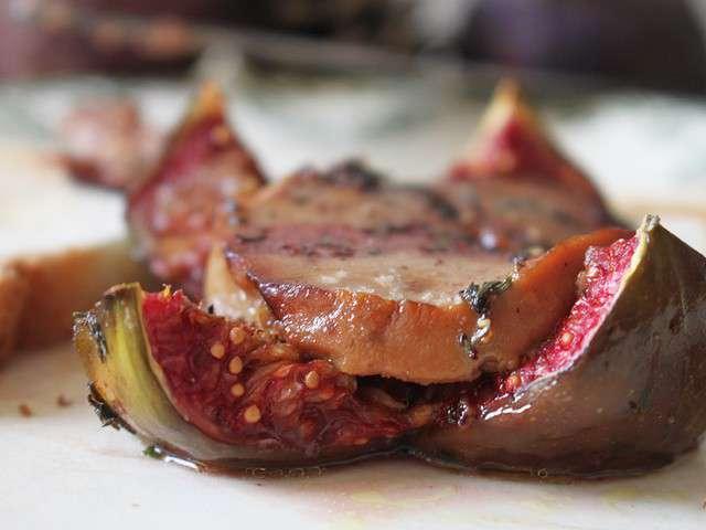 Recettes de foie gras de chapeau melon - Tableau chapeau melon pomme verte ...