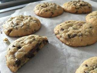 Cookies coeur Nutella
