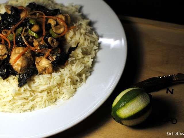 Recettes de cuisine la vapeur et poulet 2 for Cuisine a la vapeur