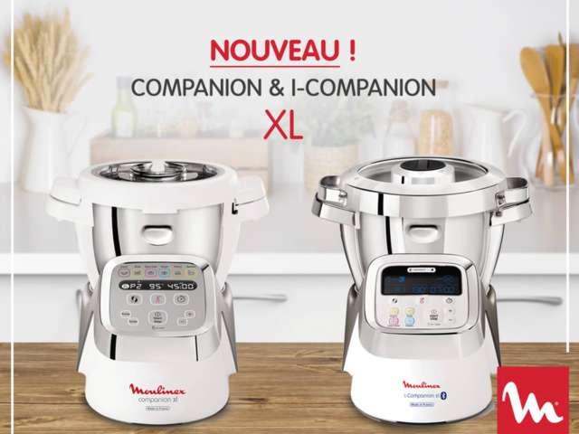 Recettes de cuisine companion moulinex de chefpoulettes - Nouveau livre companion moulinex ...