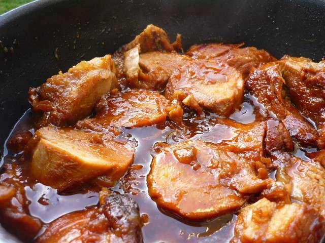 Recettes De Filet Mignon De Porc Et Gingembre