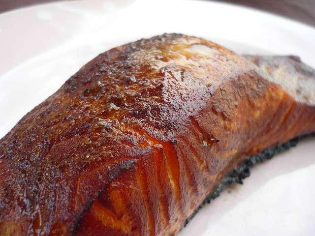 Recettes de barbecue et saumon - Sauce pour saumon grille barbecue ...