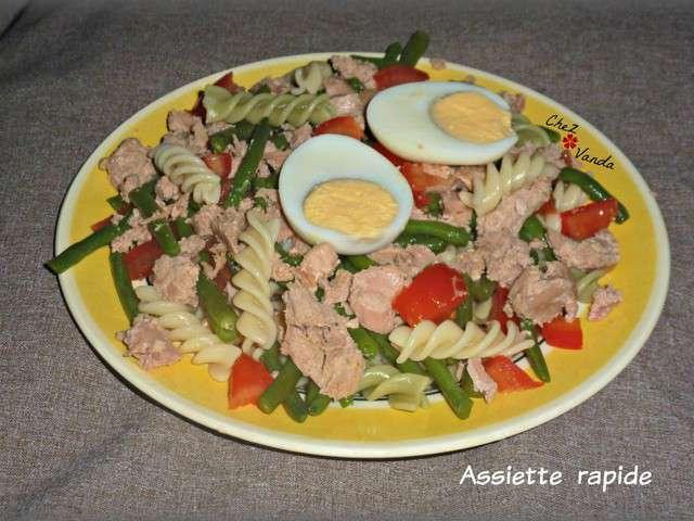 Recettes de cuisine rapide de chez vanda for Cuisine rapide