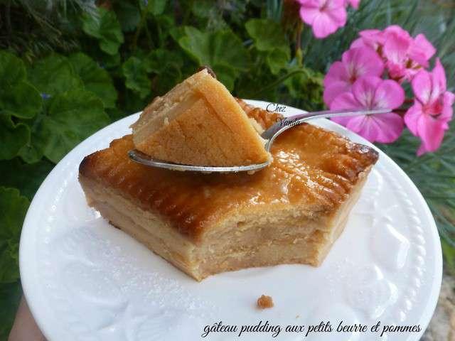 Pudding Sans Oeuf Cake