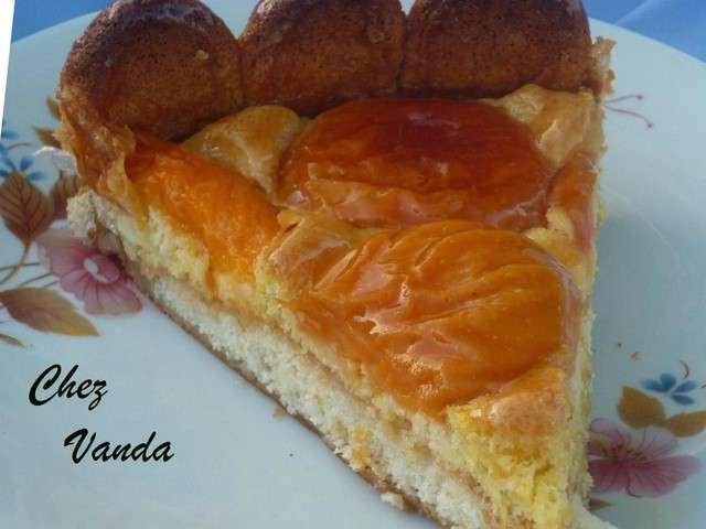 Recettes de tarte aux abricots de chez vanda - Recette de tarte aux abricots ...