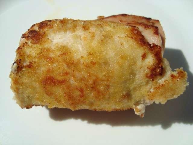 Recettes de cordon bleu et fromage - Escalope cordon bleu maison ...