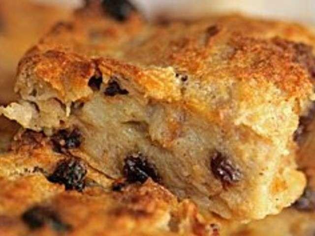 Cake Foie Gras Pomme Raisin Sec
