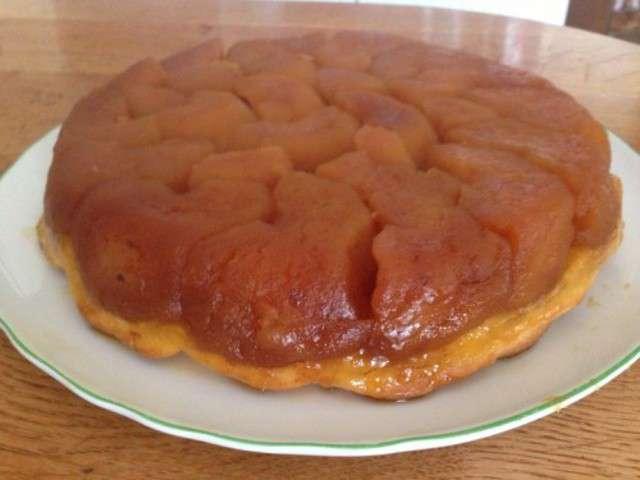 recettes de tarte tatin aux pommes de chez yoyo. Black Bedroom Furniture Sets. Home Design Ideas