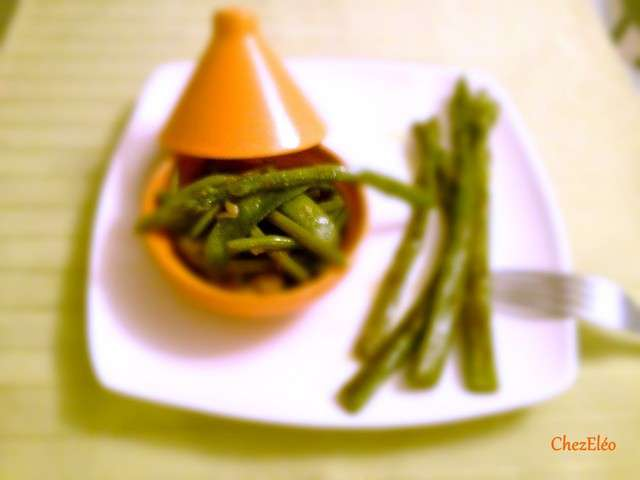 Recettes de l gumes verts et asperges - Recette asperge verte poelee ...