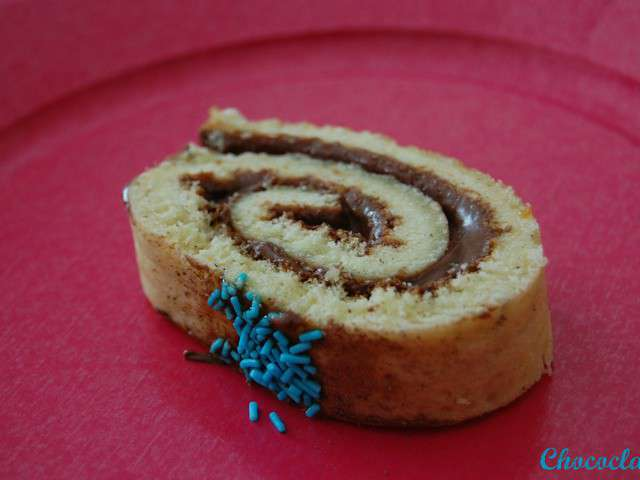 recettes de biscuit roul et nutella. Black Bedroom Furniture Sets. Home Design Ideas