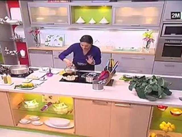 Recettes de choumicha videos - Cuisiner le collier d agneau ...