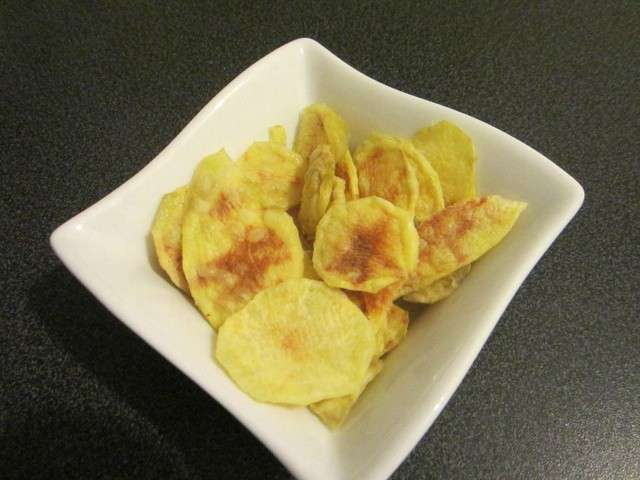 Recettes de chips au micro onde for Chips betterave micro onde
