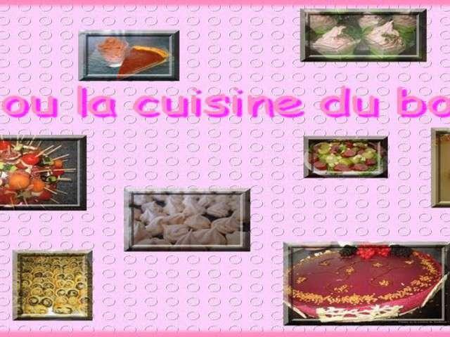 Recettes de cissou ou la cuisine du bonheur - La cuisine du bonheur thermomix ...