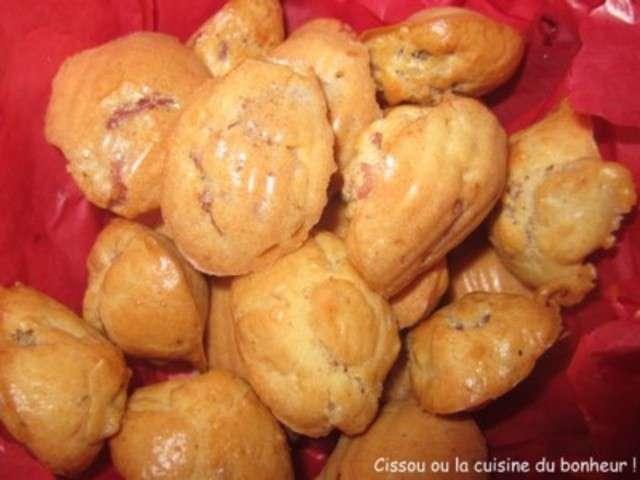 Les meilleures recettes de madeleines et jambon 2 - La cuisine du bonheur thermomix ...