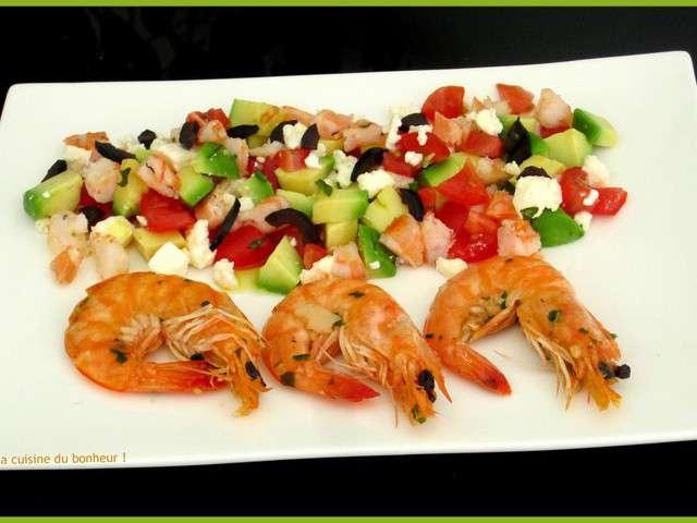 Recettes de salades de cissou ou la cuisine du bonheur - La cuisine du bonheur thermomix ...
