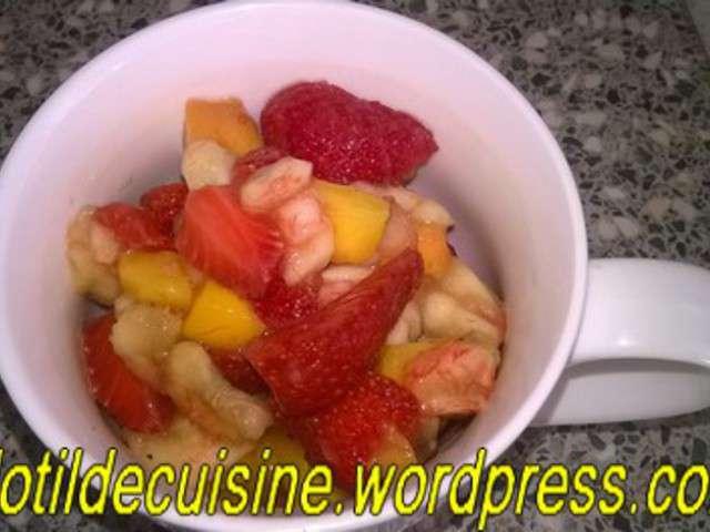 recettes de salade de fruits et salade de fruits d 39 t. Black Bedroom Furniture Sets. Home Design Ideas