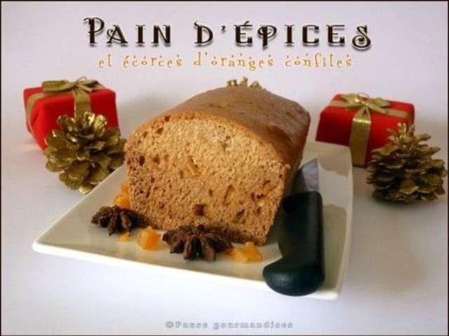Les meilleures recettes de cuisine sans oeuf et pice - Pain d epice sans gluten ...
