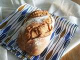 Pain de campagne made in Cocotte&Biscotte