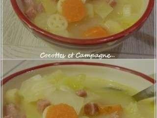 Recettes De Soupe Au Chou