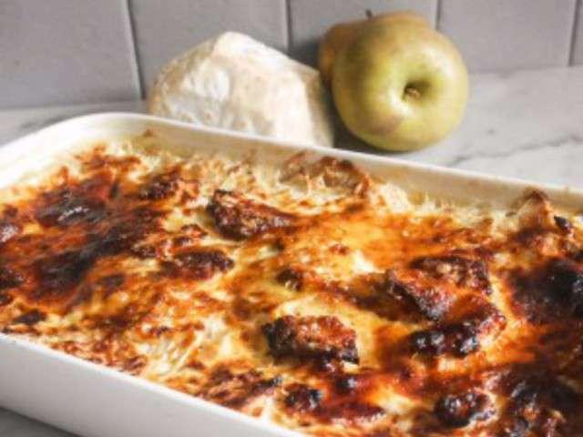 Recettes de noix de muscade et gratins for Noix de muscade cuisine