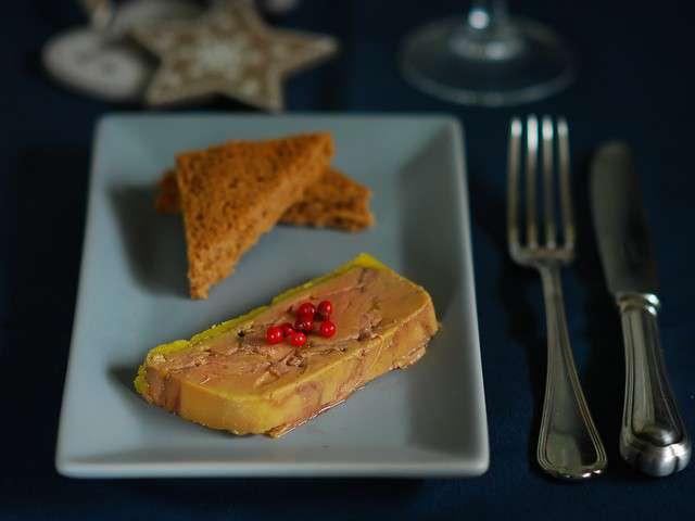 Recettes de terrines et foie gras 12 - Recette terrine foie gras ...