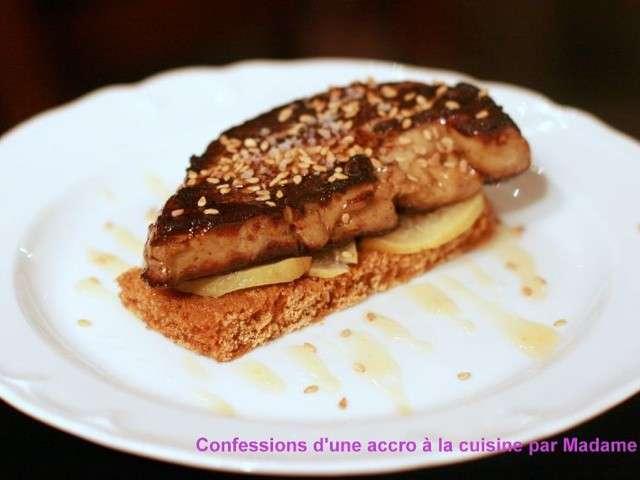 recettes de foie gras po l et porto. Black Bedroom Furniture Sets. Home Design Ideas